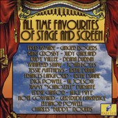 Various Artists: All Time Favorites of Stage & Screen