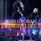 Josh Groban: Stages Live [CD/DVD] *