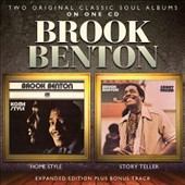 Brook Benton: Home Style/Story Teller [Expanded Edition]