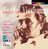 Orchestral works and concertos by Anatol Vieru (1926-1998),