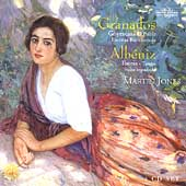 Spanish Piano Music Vol 1 - Granados, Alb&eacute;niz / Martin Jones