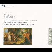 Handel: Orlando / Hogwood, Bowman, Auger, et al