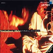 Various Artists: Troubadours of Allah: Sufi Music Indus Vly