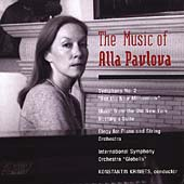 The Music of Alla Pavlova / Konstantin D. Krimets, et al