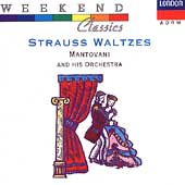 Strauss Waltzes / Mantovani and his Orchestra