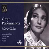 Great Performances - Maria Callas