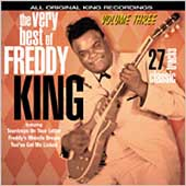 Freddie King: The Very Best of Freddy King, Vol. 3