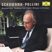 Schumann: Kreisleriana, Allegro in B minor, etc / Pollini