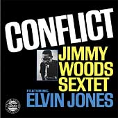 Jimmy Woods: Conflict [Bonus Tracks]
