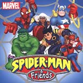 Various Artists: Spider-Man and Friends