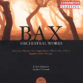 Classics - Bax: Orchestral Works Vol 3 / Thomson, et al