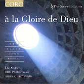 The Sixteen Edition - &agrave; la Gloire de Dieu - Barber, Stravinsky, etc