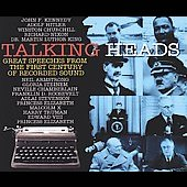 Various Artists: Talking Heads-Great Speeches