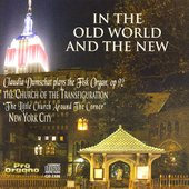 The Old World and the New - Buxtehude, et al / Dumschat