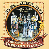 Dr. Jules & the Zydablues Revue: The Cure for the Common Blues