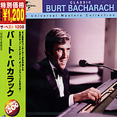 Burt Bacharach: Universal Masters Collection [Limited]