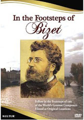 In The Footsteps of Bizet [DVD]