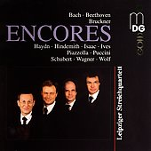 Encores - Bach, Haydn, et al / Leipzig String Quartet