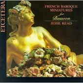 French Baroque Miniatures for Bassoon / Jesse Read