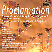 Davies: Proclamation;  Husa, Turnage, etc / Archibald, et al