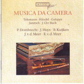 Plus - Musica da camera - Telemann, Handel, Galuppi, Janitsch, J.C. Bach / Parnassus