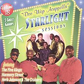 Various Artists: Doo Wop Acappella Starlight Sessions, Vol. 18