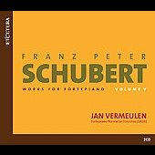 Schubert - Works for Fortepiano, Vol 5