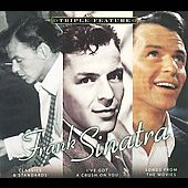 Frank Sinatra: Triple Feature [Digipak]