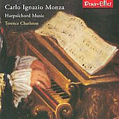 Carlo Ignazio Monza: Harpsichord Music