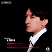 Freddy Kempf Plays Balakirev, Ravel & Mussorgsky [Hybrid SACD]