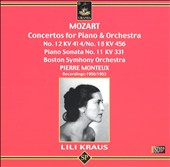 Mozart: Concertos for Piano and Orchestra Nos. 12, 18 11