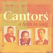 Cantors: A Cantors: A Faith in Song