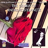 Andr&#233; Kostelanetz: Andre Kostelanetz Plays Music of Richard Rodgers
