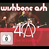 Wishbone Ash: 40th Anniversary Concert: Live in London [Box]