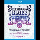 The Moody Blues: Live at the Isle of Wight 1970 [Blu-Ray]