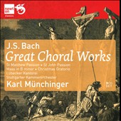 J.S. Bach: Great Choral Works