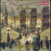 Paraphrases Brillantes: Virtuoso Operatic Music for Flute & Piano