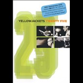 Yellowjackets: Twenty Five [DVD/CD]