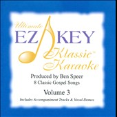 Karaoke: Ultimate EZ Key Klassic Karaoke, Vol. 3