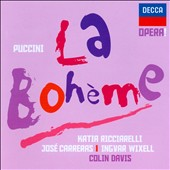 Puccini: La Boh&egrave;me