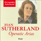 Joan Sutherland's Legendary Debut Recital 1959