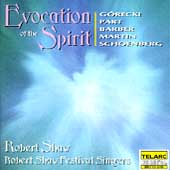 Evocation of the Spirit / Shaw, Robert Shaw Festival Singers
