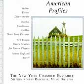 American Profiles - Piston: Divertimento;  Griffes, et al