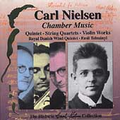 Carl Nielsen Historic Collection Vol 4 - Chamber Music