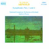 Arnold: Symphonies 1 & 2 / Penny, National SO of Ireland