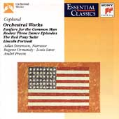 Copland: Orchestral Works / Ormandy, Previn