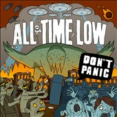 All Time Low: Don't Panic [Digipak] *