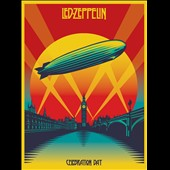 Led Zeppelin: Celebration Day [2CD+Blu-Ray] [PAL Version] [Blu-Ray Size] [Digipak]