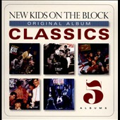 New Kids on the Block: Original Album Classics [Box]
