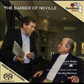 The Barber of Neville: Wind Concertos by Howard Blake / Marriner, ASMF